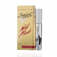 Мужские духи с феромонами Sexy Life Wild Musk № 4 философия аромата Shaik 77 (10мл)