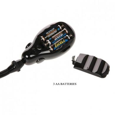 Вакуумная помпа с манометром и электронасосом Automatic Gauge Pump