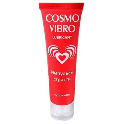 """Стимулирующий лубрикант для женщин на силиконовой основе """"Cosmo Vibro"""" (50 мл)"""