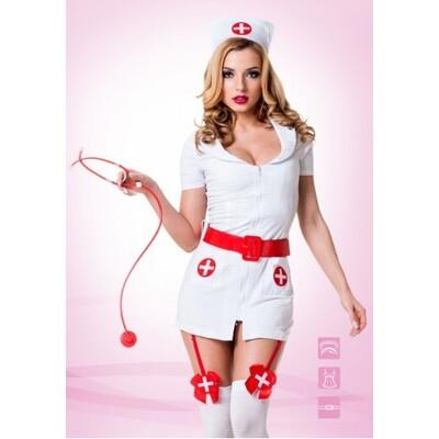 Костюм Похотливая медсестра L/XL