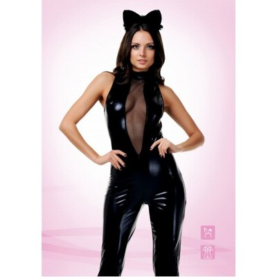 Костюм Чёрная кошка M/L