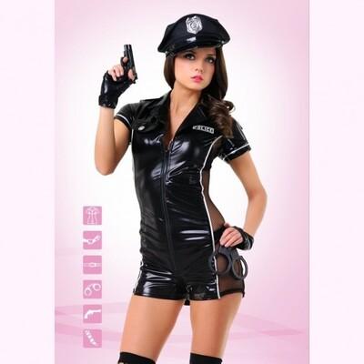 Костюм Эротический полицейский L/XL