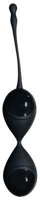 Вагинальные шарики черные Sweet Smile Love Balls Sporty