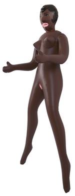Чернокожая надувная кукла для секса Elements Puppen
