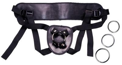 Трусики для страпона со сменными кольцами Universal Harness