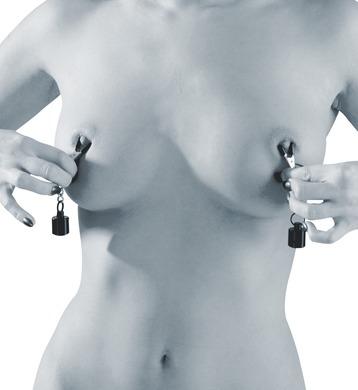 Зажимы для сосков с утяжелителем Nipple Weights (60 г)