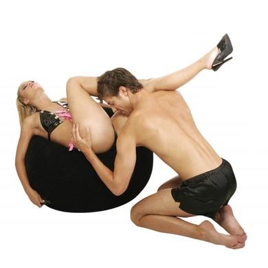 Надувной шар для бондажа