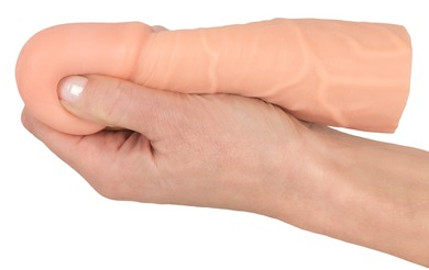 Увеличивающая насадка Nature Skin Extension Sleeve 15,5 см