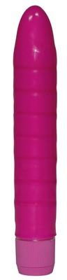 Классический вибратор розовый Soft Wave Vibrator
