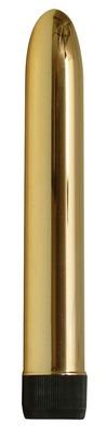 Классический золотой вибратор Gold Vibrator