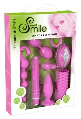 Эротический набор из 7 предметов Smile Crazy Collection