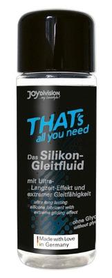 Гель-смазка силиконовая JoyDivision THAT's All you need (100 мл)