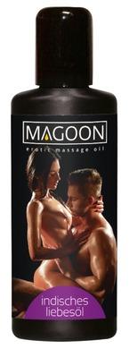 Масло массажное возбуждающее Magoon Indian Love (100 мл)