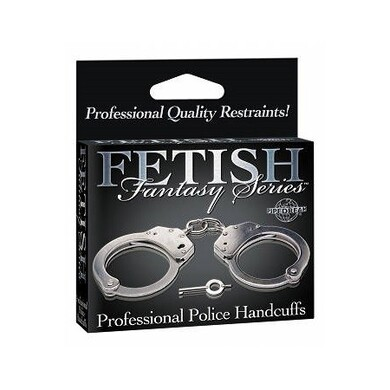 Наручники FFS Professional Police Handcuffs