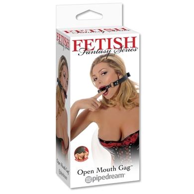 Кляп-кольцо FF Open Mouth Gag