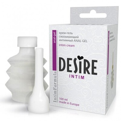 Анальный крем-гель Anal Gel Desire (100 мл)