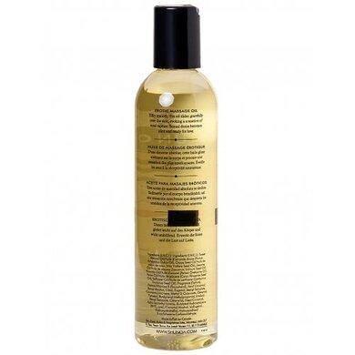 Возбуждающее массажное масло Shunga Adorable Sparkling с ароматом кокоса (250 мл)