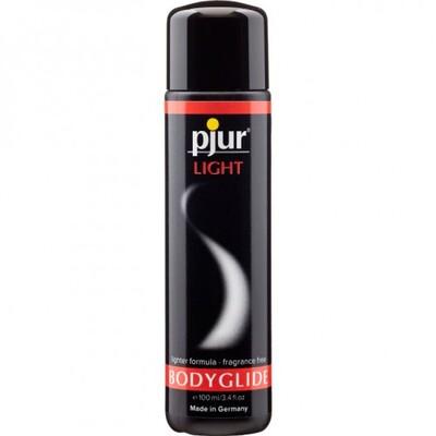 Силиконовый лубрикант Pjur Light (100 мл)