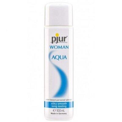 Лубрикант на водной основе Pjur Woman Aqua (100 мл)