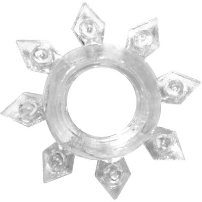 Эрекционное кольцо Rings Gear white