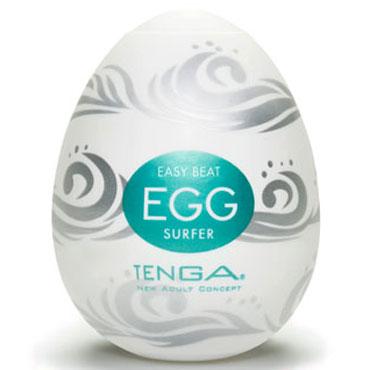 Мастурбатор яйцо Tenga Egg Surfer (ОРИГИНАЛ)
