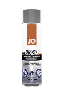 Анальный силиконовый лубрикант с охлаждающим эффектом JO Anal Premium Cooling (120 мл)