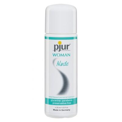 Лубрикант на водной основе Pjur Woman Nude (30 мл)