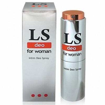 Интим-дезодорант для женщин LoveSpray Deo 18 мл