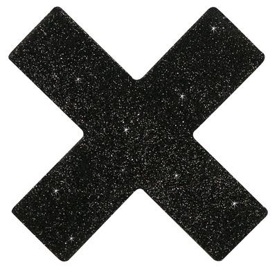 Пэстисы в форме крестов с глиттером Coletti Accessories