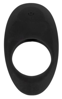 Перезаряжаемое эрекционное виброкольцо Lust Vibrating Cock Ring