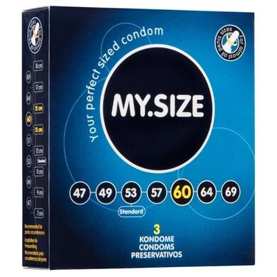 Презервативы My.Size размер 60 (3 шт)
