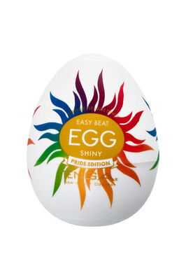 Мастурбатор яйцо Tenga Egg Shiny Pride Edition (ОРИГИНАЛ)