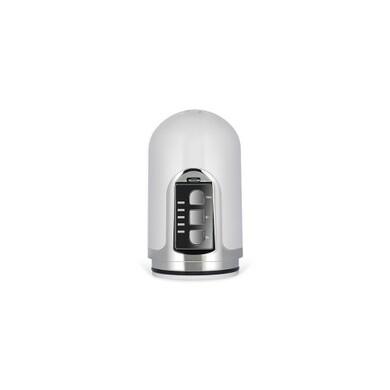 Вакуумная помпа автоматическая Maximizer Worx VX5 с насадкой в форме половых губ белая