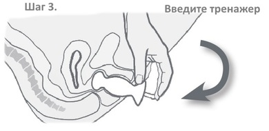 Tренажер для мышц малого таза Come