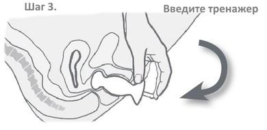 Набор для тренировки мышц малого таза Come