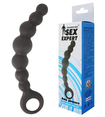 "Анальная цепочка с кольцом ""Sex Expert"""
