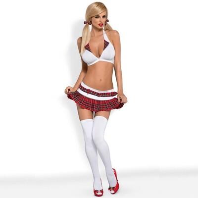Игривый костюм школьницы Schooly L/XL