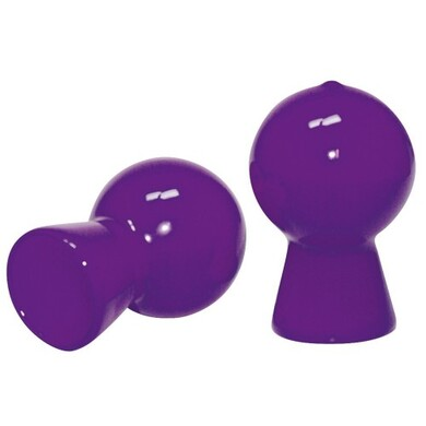Вакуумные помпы для сосков пурпурного цвета
