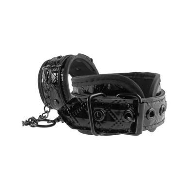 Наручники дизайнерские FFLE Couture Cuffs Black