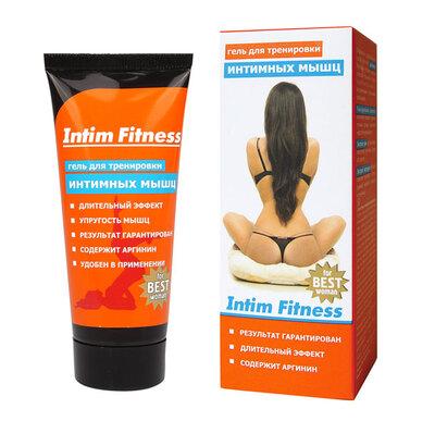 Гель для тренировки интимных мышц Биоритм Intim Fitness для женщин (50 мл)