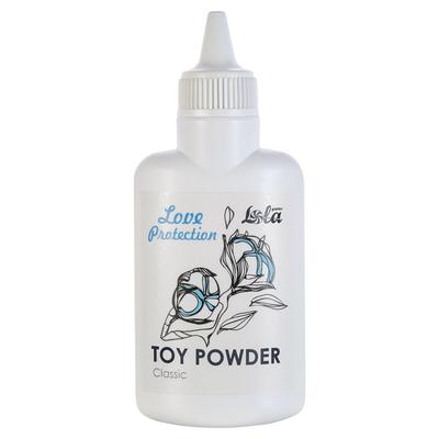 Пудра для игрушек Love Protection Classic (30 г)