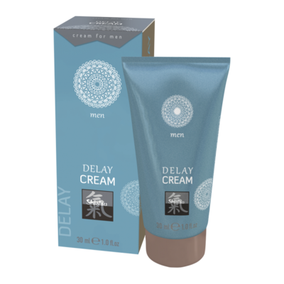 Пролонгирующий крем для мужчин Shiatsu Delay Cream men (30 мл)