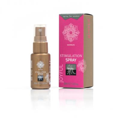 Возбуждающий спрей для женщин Shiatsu Stimulation spray (30 мл)