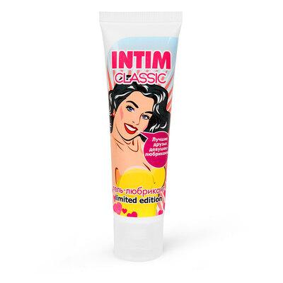 Гель-любрикант Intim classic Limited Edition (60 мл)