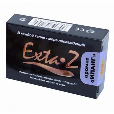 Интимное возбуждающее масло с ароматом иланг-иланга Exta-Z (1,5 мл)