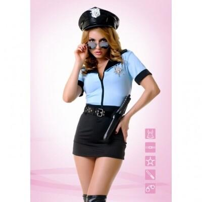 Костюм полицейского размер S/M