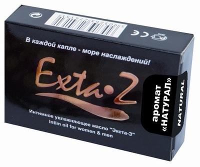 Интимное возбуждающее масло натуральное Exta-Z (1,5 мл)