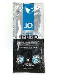 Лубрикант на водно-силиконовой основе JO Hybrid Lubricant (10 мл)
