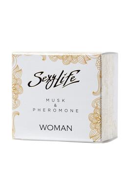 Концентрированные женские духи с феромонами и мускусом Sexy Life Musk and Pheromone (5 мл)