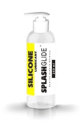 Классический лубрикант на силиконовой основе SplashGlide Silicone (250 мл)